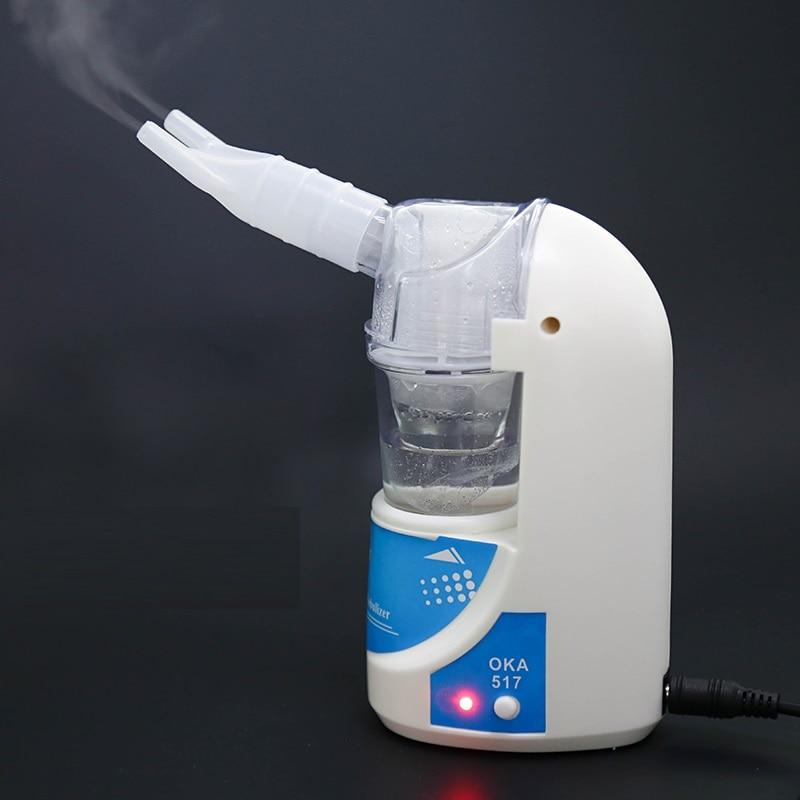 Portable Ultrasonic Handheld Nebulizer Machine - Shopptique