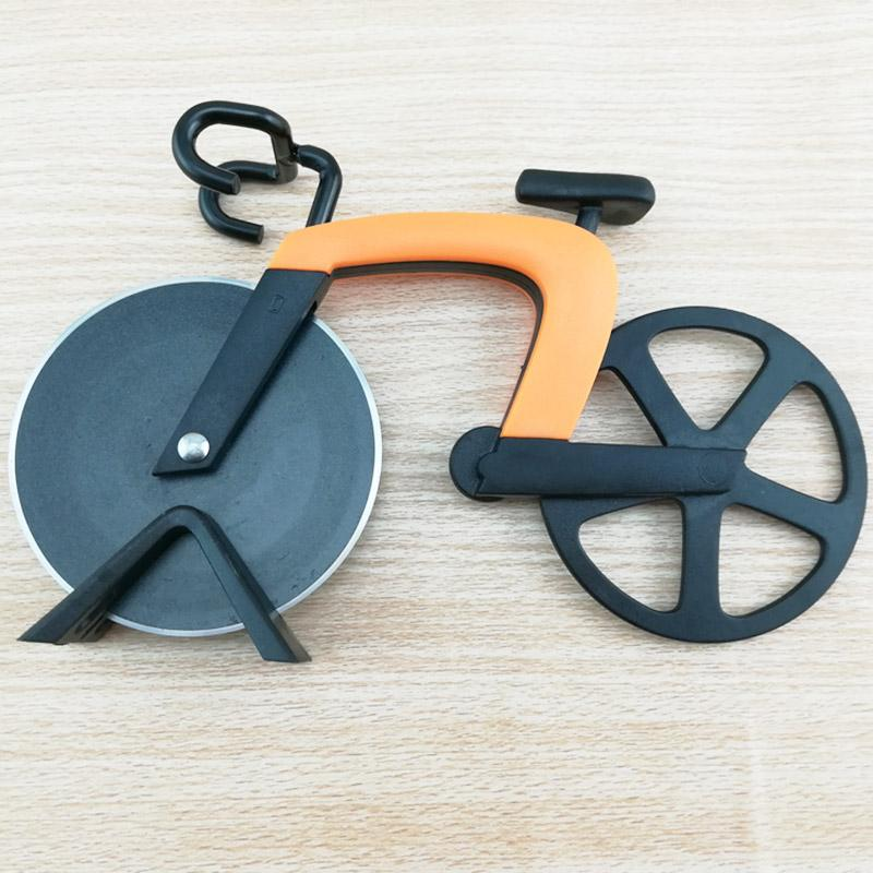Premium Bicycle Pizza Slicer And Cutter Rocker - Shopptique