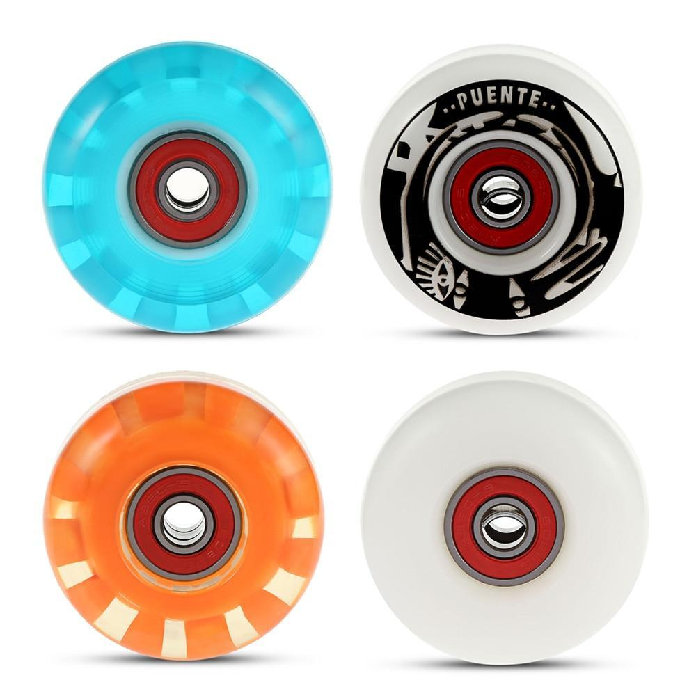 Soft Skateboard Cruiser Wheels - Shopptique