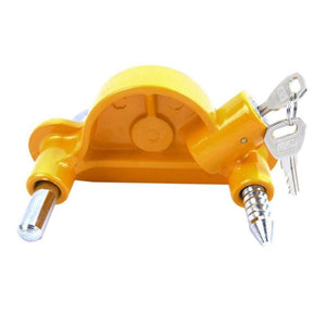 Heavy Duty Trailer Hitch Coupling Lock Universal - Shopptique
