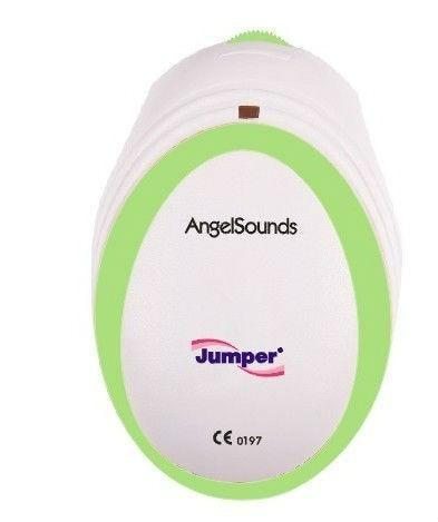 Fetal Baby Doppler Home Heartbeat Monitor Green - Shopptique