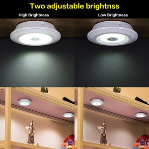 Wireless Under Cabinet LED Lighting Battery Operated - Shopptique