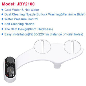 Bidet Toilet Seat Attachment - Shopptique