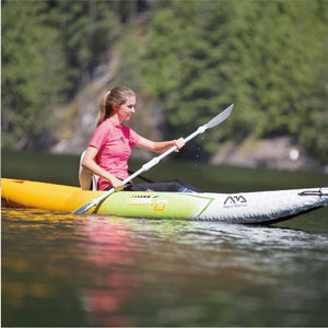 Heavy Duty Inflatable Blow Up Kayak Single Person - Shopptique