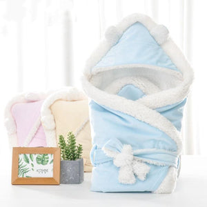 Newborn Baby Sleeping Sack Bag Blue - Shopptique