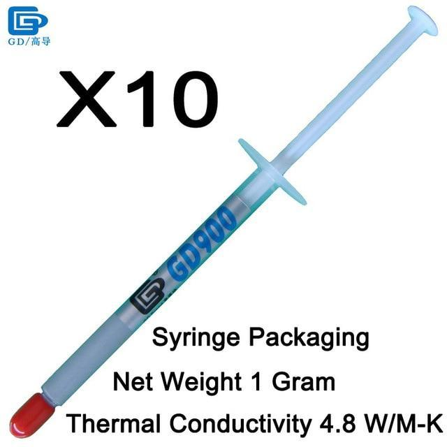 Premium Thermal Compound Paste Liquid Metal Grease - Shopptique