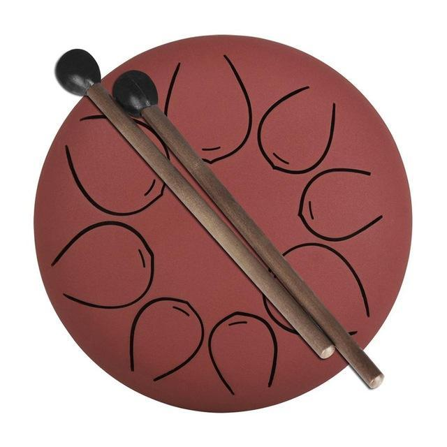 Steel Tongue Hang Drum Pan Hand Drum - Shopptique
