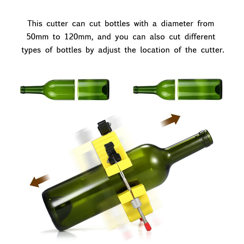 Premium Glass Bottle Cutter Kit - Shopptique