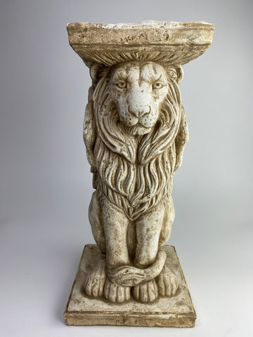 "22"" The Lion of Saint Mark Pedestal"