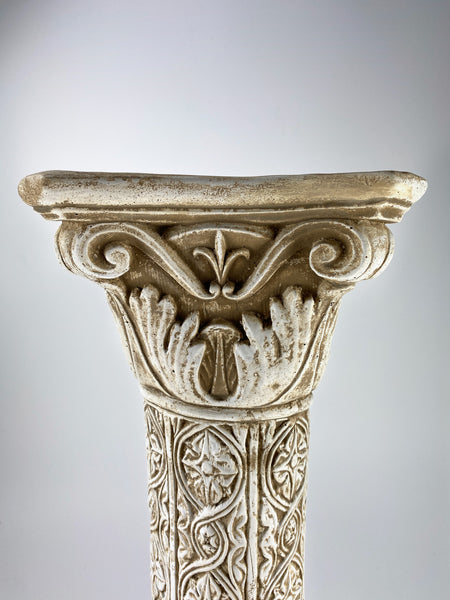 "22"" Rare Arabesque Column"