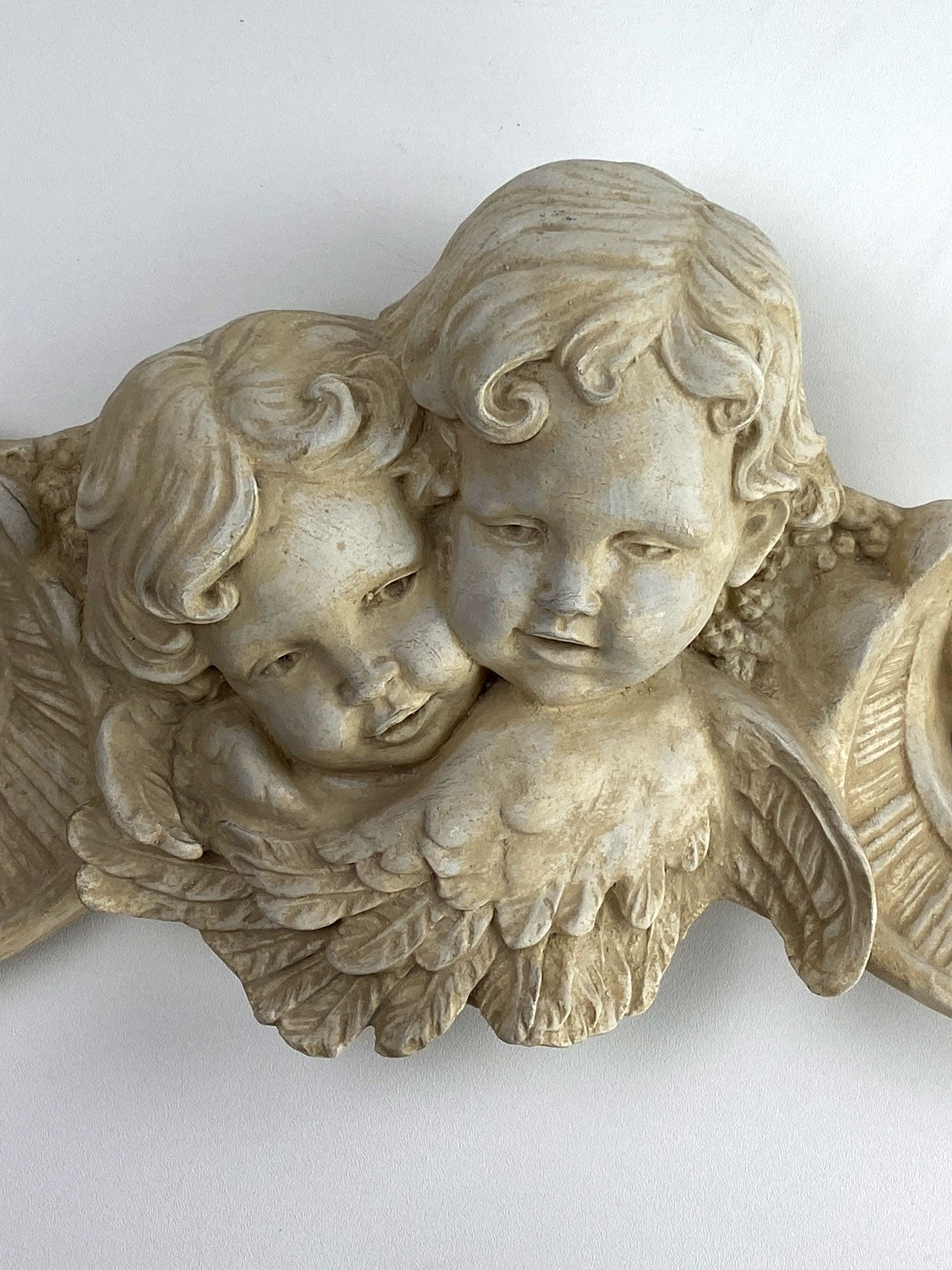 Victorian Cherub Frieze