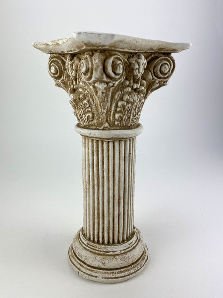 "11"" Greek Fluted Corinthian Column"