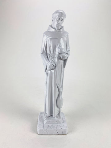 "15"" Saint Francis of Assisi Kitchen or Shelf Statue"