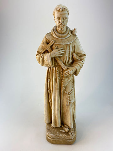 "25"" Saint Francis of Assisi Statue"