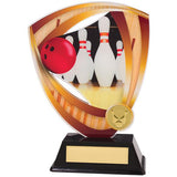 Fortress Ten Pin Acrylic Plaque AC18513