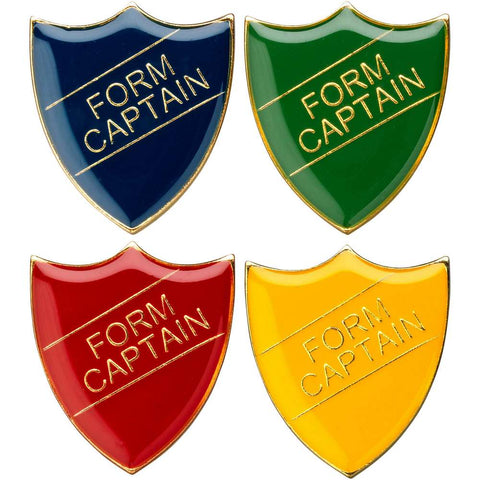 Form Captain School Badge