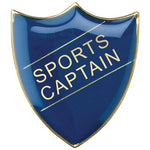 Sports Captain School Badge
