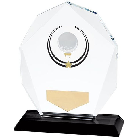 Glacier Golf Glass Award CR17080