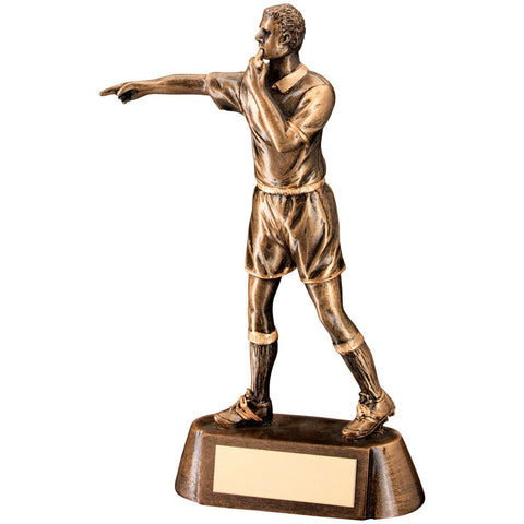Football Resin Referee Trophy RF629