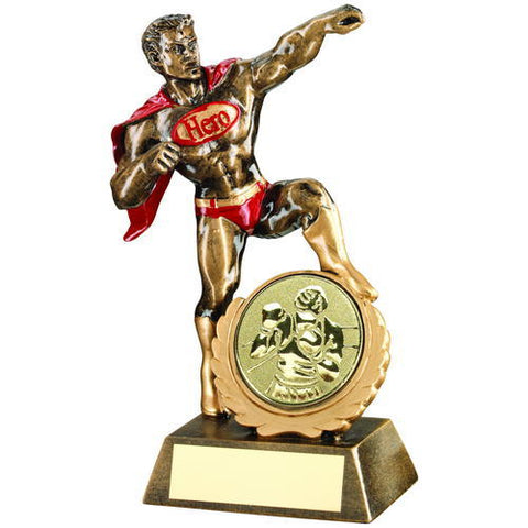 Boxing HERO Resin Award RF541
