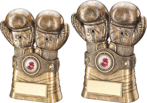 Boxing Resin Award RF600