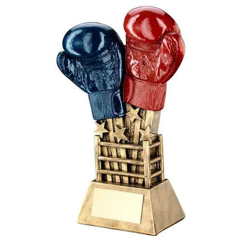 Boxing Resin Award RF640