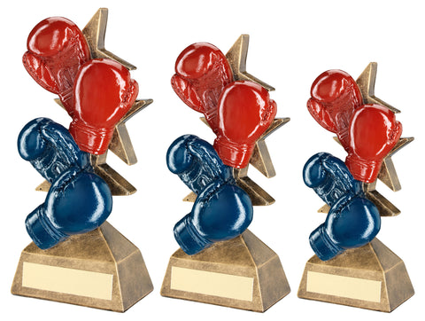 Boxing Resin Award RF690
