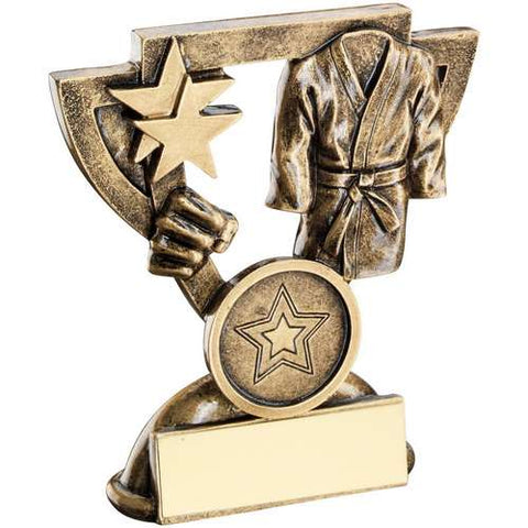 Martial Arts Resin Award RF839