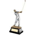 Golf Male Resin Trophy RF521
