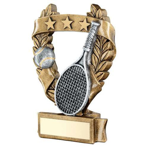 Tennis Resin Trophy RF488