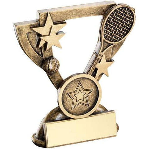 Tennis Resin Trophy RF841