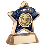 "House 3.75"" School Trophy (RF400)"