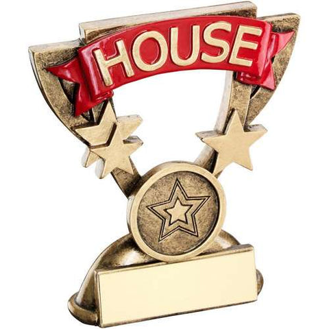 "House 3.75"" School Trophy (RF800)"