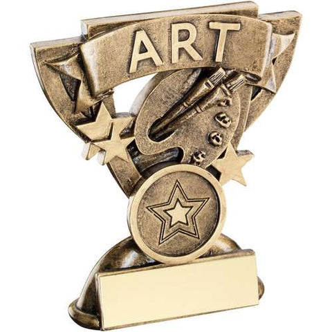 "Art 3.75"" School Trophy (RF805)"