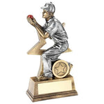 Cricket Resin Male Award RF173