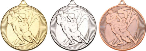 Rugby 50mm Medal (M41)