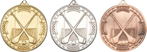 Hurling 50mm Medal (M86)