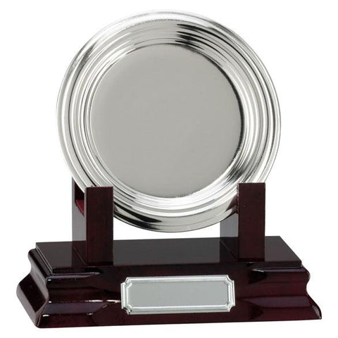 Inverurie Nickel Plated Salver Series NP15156