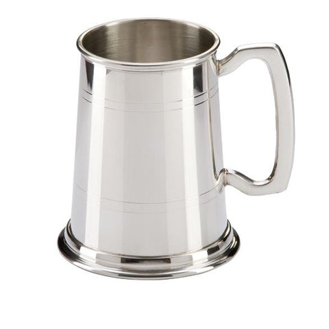 The Commodore English Pewter Tankard 125mPP1072