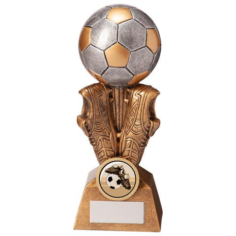 Summit Football Boot & Ball Award RF20188