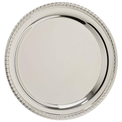 Sterling Silver Salver SL15183