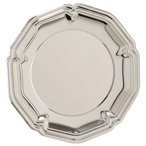 The English Rose Silver Salver SL15185