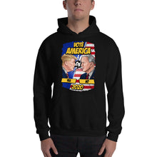 Load image into Gallery viewer, Vote America Yes or No Unisex Hoodie