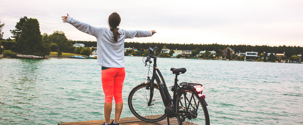 How to Use an Electric Bike to Get Fit