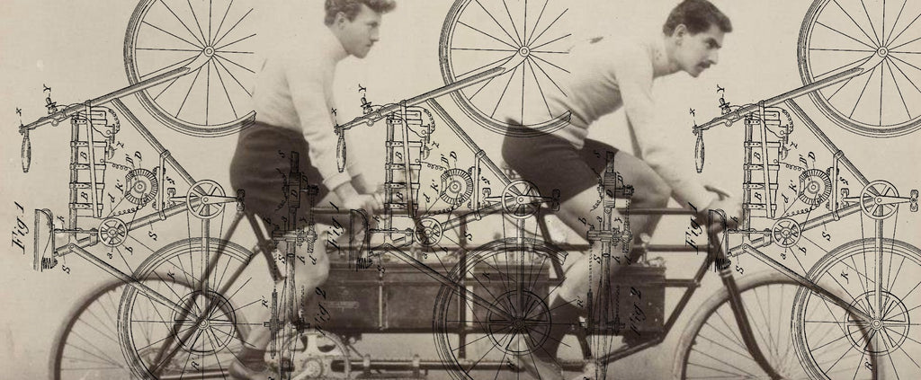 A Brief Look into the History of Electric Bikes