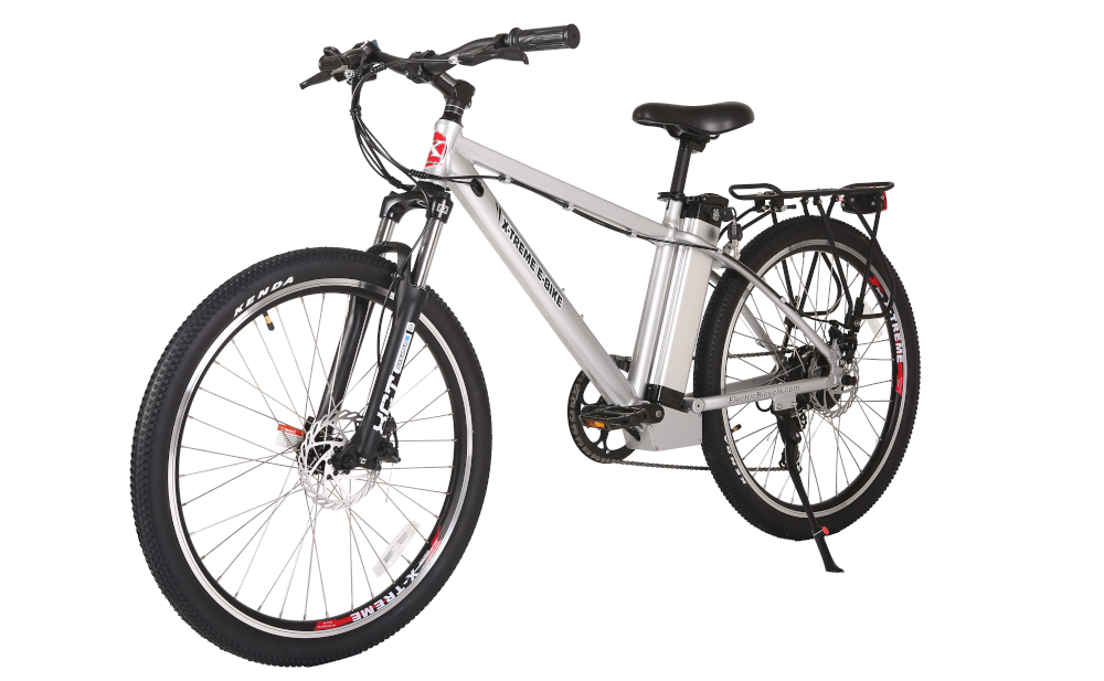X-TREME Trailmaker Elite, Electric Mountain Bike, 300w 24v