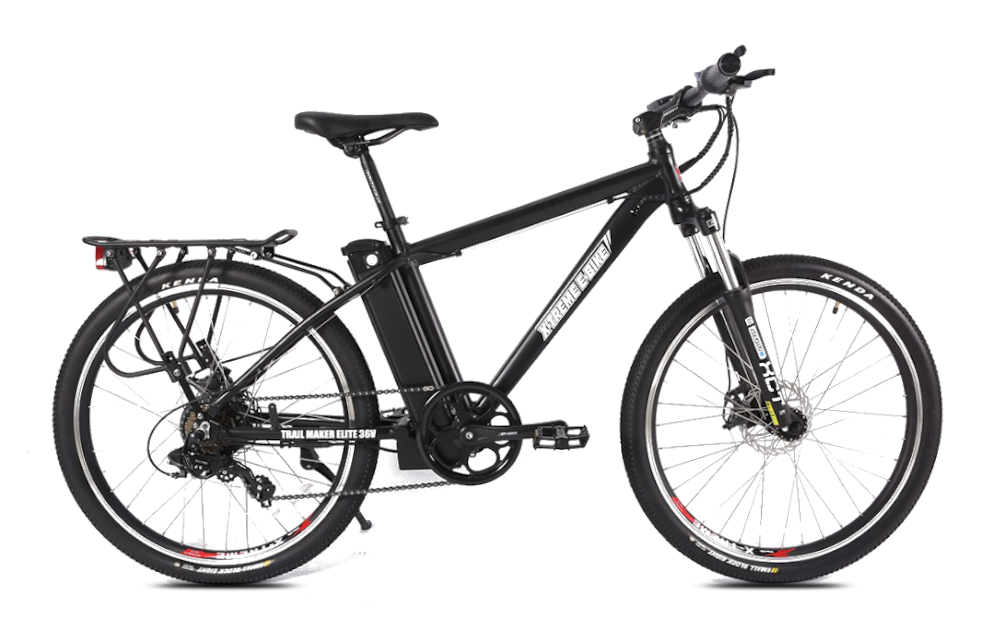 X-TREME Trail Maker Elite Max, Electric Mountain Bike, 350w 36v