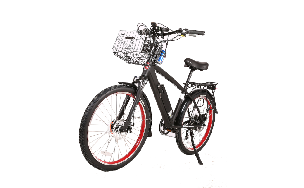 X-TREME Laguna Beach Cruiser, Electric Bike, 500w 48v