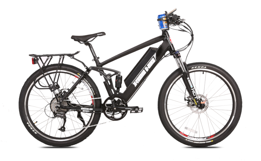 X-TREME Rubicon, Electric Mountain Bike, 500w 48v
