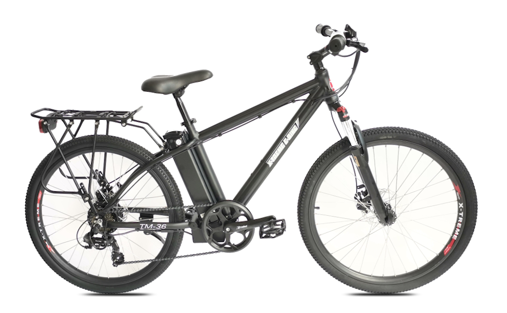 X-TREME TM-36, Electric Mountain Bike, 350w 36v